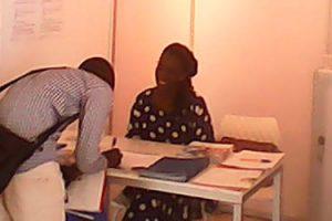 Les programmes parrainés par FUNIBER suscitent un grand intérêt à la « Foire européenne de l'étudiant » (Sénégal)