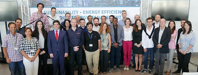FUNIBER participe à la présentation du Projet européen Energy IN Time