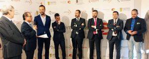 La Chambre de Commerce de Torrelavega présente à Madrid le premier Concours Ouvert d'Entrepreneuriat